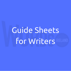 Guide Sheets for Writers