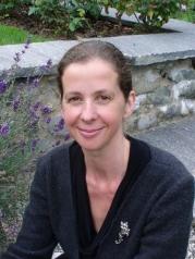 Poetry mentor Grace Wells